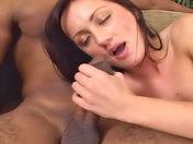 Cia loves swallowing big cocks!!! xxx video