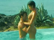 Softcore: David and Shana xxx videos