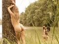 Vidéos de sexe Soft : Trois jeunes beautés perdues