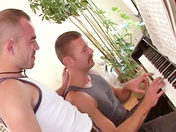 Piano à queue ou la lettre à Elise-bears !! porno video gay