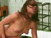 Orgía con tortilleras negras en el vestuario! video porno