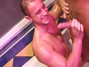 Salle de bains, savon, deux gars... la suite vous connaissez ;-)