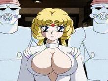 Sailor Boobs défoncée par Dark Fuckor ! (STAR BALLZ PART 1)