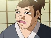 Samourai Fantasy part 1 : Dépucelage animé x video gay