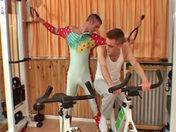 Baise sportive autoreverse entre athlètes TBM :-) x video gay