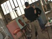 Couple de Keum amateurs baisent à l'atelier ! x video gay