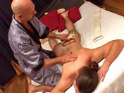 Massage Bears : Oooops, j'ai dérapé dans ta rondelle ! sexe video gay