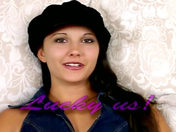 Tina stimulates herself with her mother's dildo! xxx videos