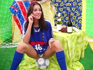 Troia fan di esibizioni e di calcio !!!
