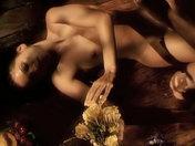 Sogno dolce e sensuale accanto alla Dea dell'amore. videos porno