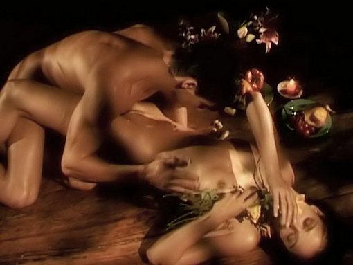 Rêve doux et sensuel auprès de la Déesse de l'amour.