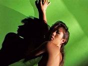 ¡Una hermosa asiática alta y delgada acariciándose para ustedes !  videos xxx