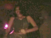 A hot night in the night club adult video