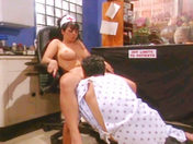 The nurse Jewel de' Nyle gets screwed at the Hospital by Herschel Savage! porn video