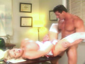 Medical secretary fucked by a doctor  xxx video