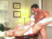 Medical secretary fucked by a doctor  porn video