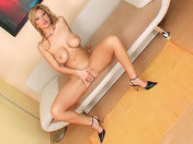 The blonde panther is hungry for sex!!! xxx videos