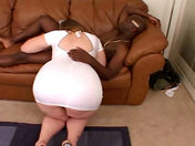 Una enfermera y su paciente negrito echan un buen polvo video porno