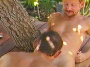 Deux poilus sous un arbre video sexe gay