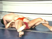 Humiliation sportive entre lutteurs ! x video gay