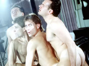 Nasty, hairy banker couple ;-)! gay movie