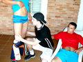 porno video Racaille hétéro soumis aux queues de joueurs de foot sexe gratuit