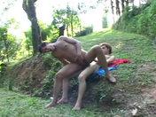 Entrainement spécial pour 2 minets sportifs auto-reverse ! sexe video gay