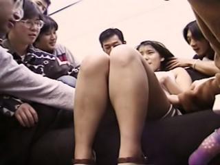Video porno Gang-Bang de godes!!