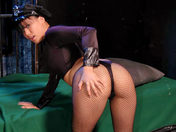 A lewd prison warder has it off with a detainee!!! xxx videos