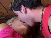 This blonde shemale is prettier than a woman! xxx video