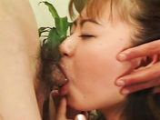 10 cumshots in the mouth! porn video