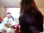 1 slut and 10 guys with 10 dildos ! xxx video