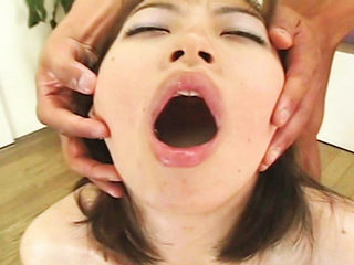 10 cumshots in the mouth!