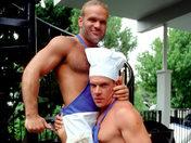 Cuisine au sperme pour deux légionnaires bears