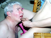 Grandpa gets off on transsexuals! porn videos