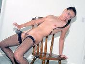 ANAL DESTRUCTION! Humiliation and double penetration! porn videos