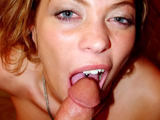 Rousse coquine future star du porn ;-) !