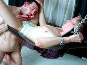 Minet de 18ans innitié au SM par un Maitre viril !!! video sexe gay