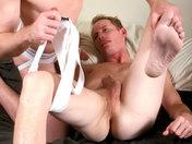 Rimming humide, 69 cho7 et baise en jockstrap en vidéo porno gay