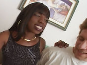 2 black hotties on top of a white guy! xxx videos