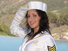 Sativa, recruteuse professionnelle de la Navy !