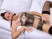 Jarred girl gets gang-shagged! sex video