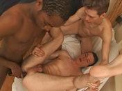 Vidéo en Français: Trio chaud du cul ! x video gay