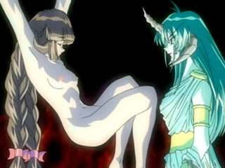 Video Hentai : Principessa Demonia - Parte 2