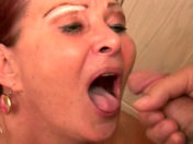 An old couple screw as in the good old days porn video