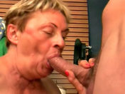 Two older wenches share the same penis xxx videos
