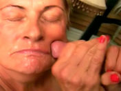 Two older wenches share the same penis porn videos