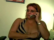 The 45-year-old housewife blows the two engineers xxx video