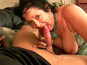 An old granny asks to get her mug and mouth cummed xxx videos