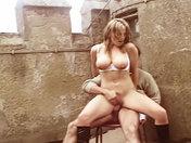 Amateur woman banged in a Castel!!! sex video